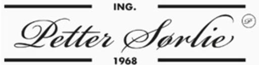 Ingeniør Petter Sørlie logo