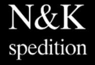 N & K Spedition Sverige AB logo