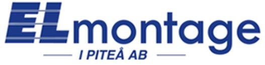 Elmontage i Piteå AB logo
