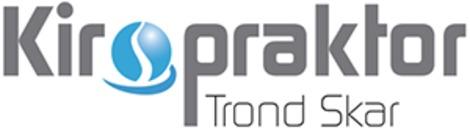Kiropraktor Trond Skar AS logo