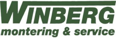 Winberg Montering o. Service/Winberg VVS logo