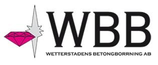 Wetterstadens Betongborrning AB logo