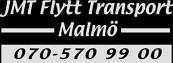 JMT Flytt Transport logo
