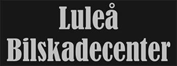 Luleå Bilskadecenter AB logo