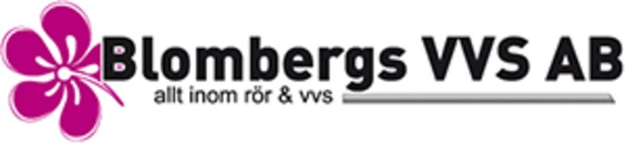 Blombergs VVS AB logo