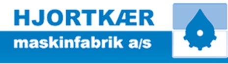 Hjortkær Maskinfabrik A/S logo