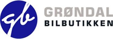 Grøndal Bilbutikken logo