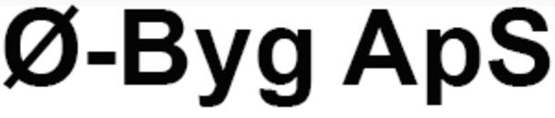 Ø-Byg ApS logo