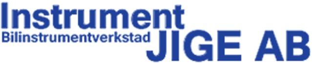 Instrument JIGE AB logo