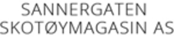 Sannergaten Skotøymagasin AS logo