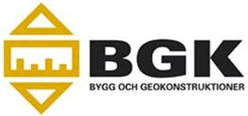 BGK Gunnar Karlsson Bygg & Geokonstruktioner AB logo