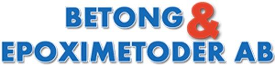 Betong & Epoximetoder i Sverige AB logo