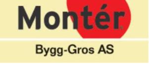 Montér Bygg-Gros logo