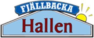 Fjällbacka Hallen logo