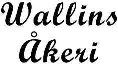 Wallins Åkeri i Lummelunda AB logo