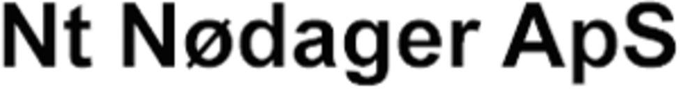 Nt Nødager ApS logo