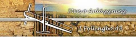 Sten & Anläggning i Follingbo AB logo