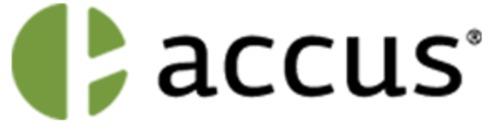 Accus AB logo