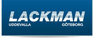 Lackman Bilprodukter logo