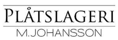 Plåtslageri M.Johansson Uppsala AB logo