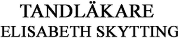 Tandläkare Elisabeth Skytting logo