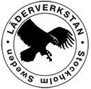 Läderverkstan med Väskdoktorn logo