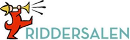 Riddersalen - Teater logo