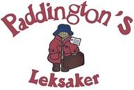 Paddington's Leksaker logo