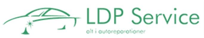 LDP Autoservice logo