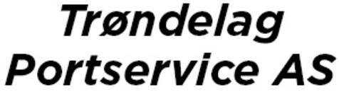 Trøndelag Portservice AS logo