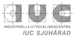 IUC Sjuhärad AB logo