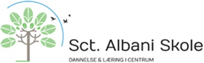 Sct. Albani Skole logo