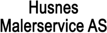 Husnes Malerservice AS logo