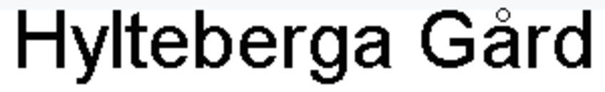 Hylteberga Gård logo