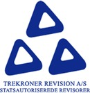Trekroner Revision A/S logo