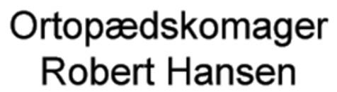 Ortopædskomager Robert Hansen logo