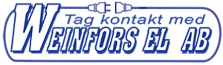 Weinfors El AB logo