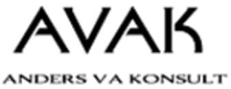 AVAK, Anders VA Konsult logo