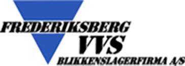 Frederiksberg VVS A/S logo