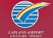 Gällivare Flygplats logo