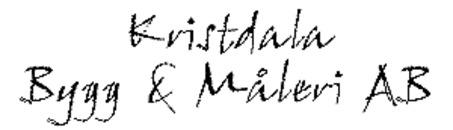 Kristdala Bygg & Måleri AB logo