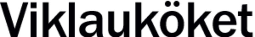 Viklauköket logo