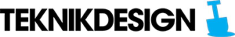 Teknikdesign AB logo