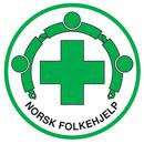 Norsk Folkehjelp Kristiansand logo