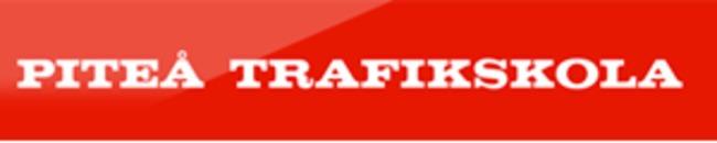 Piteå Trafikskola logo