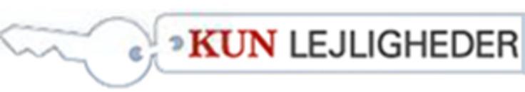 KUNlejligheder logo