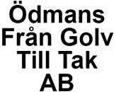 Ödmans Från Golv Till Tak AB logo
