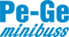 Pe-Ge Minibuss AB logo