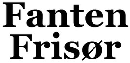 Fanten Frisør logo
