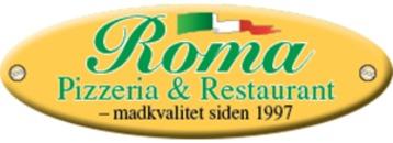 Roma Pizzeria og Restaurant logo